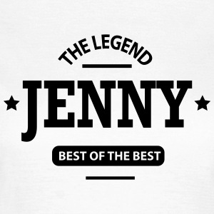 jenny T-Shirts - Frauen T-Shirt