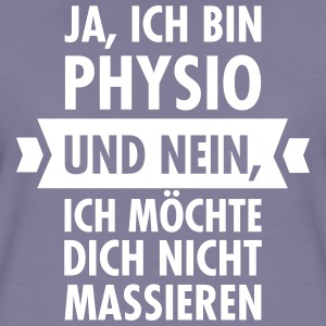 Physio - Massieren T-Shirts - Frauen Premium T-Shirt