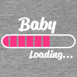 Baby Loading_V1 Tops - Frauen Premium Tank Top