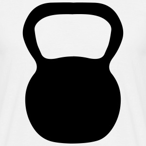Kettle Bell T-Shirts - Men's T-Shirt