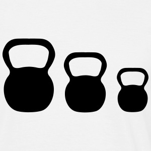 Kettle-Bells T-Shirts - Men's T-Shirt
