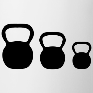 Kettle-Bells Mugs & Drinkware - Mug