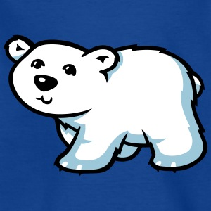 Eisbär - Kinder T-Shirt