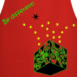 Be different  - Cooking Apron
