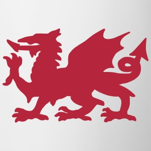 Welsh Dragon Mugs & Drinkware - Mug