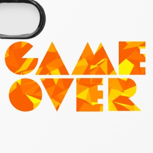 Game Over (Low Poly) Handy & Tablet Hüllen - iPhone 4/4s Hard Case