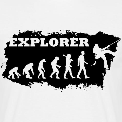 Explorer |Premium T-Shirt