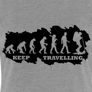 TRAVELLING | Special Ed. T-Shirts - Frauen Premium T-Shirt