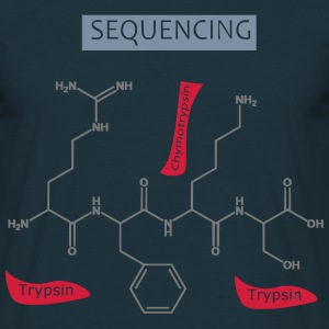 Sequencing T-shirts - Men's T-Shirt