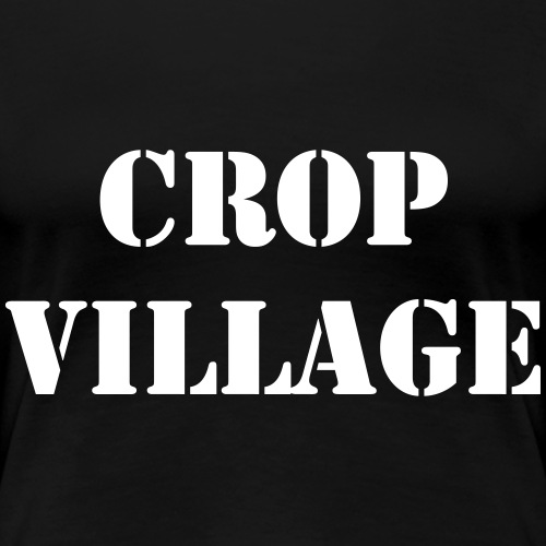 Crop Village BOLD