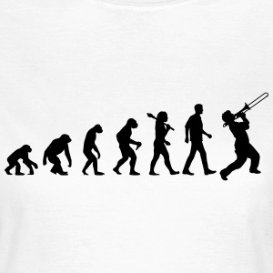 Jazz Evolution T-Shirts - Frauen T-Shirt