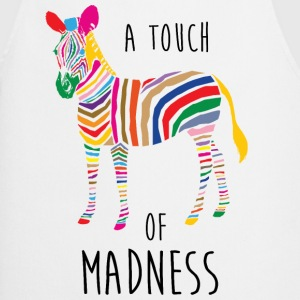 A Touch of Madness - Zebra - Color your Life ! Fartuchy - Fartuch kuchenny