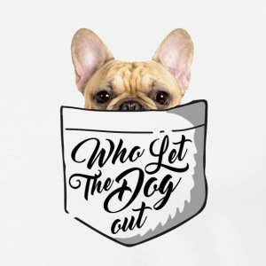 Dogs out - Männer Premium T-Shirt