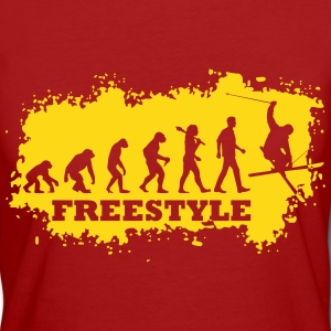 Freestyle |SPECIAL DESIGN T-Shirts - Frauen Bio-T-Shirt