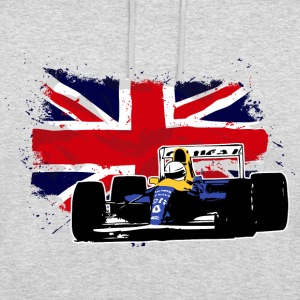 Formula One - Junion Jack - UK Flag Pullover & Hoodies - Unisex Hoodie