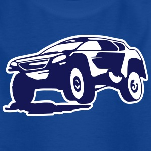Rally, Rallye (2 color) Shirts - Kids' T-Shirt