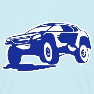 Rally, Rallye (2 color) T-Shirts - Männer T-Shirt
