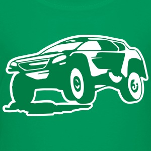 Rally, Rallye (2 color) T-Shirts - Kinder Premium T-Shirt