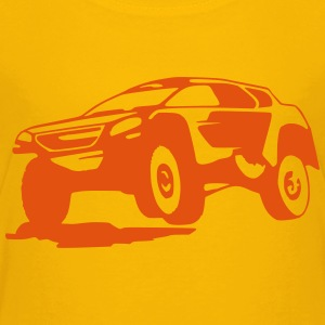 Rally, Rallye (1 color) T-Shirts - Kinder Premium T-Shirt