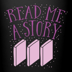 READ me a story with books Mugs & Drinkware - Full Colour Mug