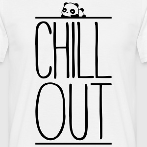 Chill Out Tee shirts - T-shirt Homme