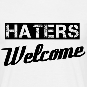 Haters T-Shirts - Men's T-Shirt