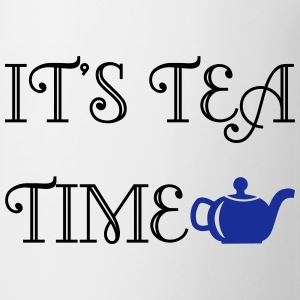 it's tea time Mugs & Drinkware - Mug