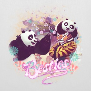 Kung Fu Panda Besties Totebag - Tote Bag
