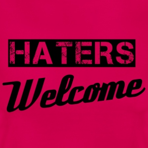 Haters T-shirts - T-shirt dam