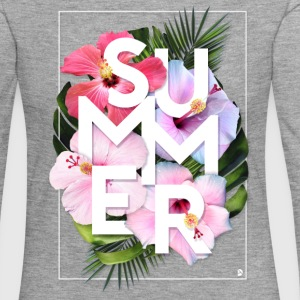 SUMMER Long Sleeve Shirts - Women's Premium Longsleeve Shirt