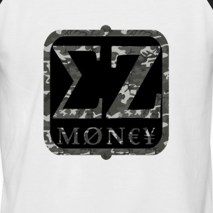 EZ MoNeY Tee shirts - T-shirt baseball manches courtes Homme