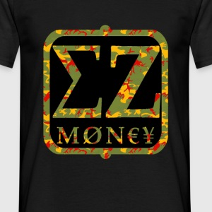 EZ MoNeY T-shirts - Mannen T-shirt