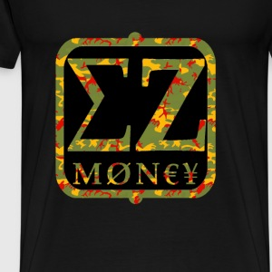 EZ MoNeY T-skjorter - Premium T-skjorte for menn
