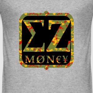 EZ MoNeY T-Shirts - Men's Slim Fit T-Shirt