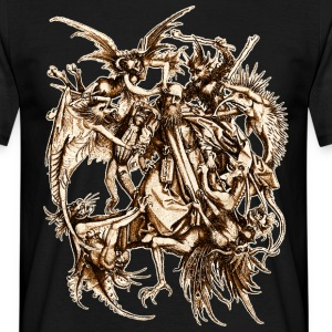 The Temptation of St Anthony - Männer T-Shirt