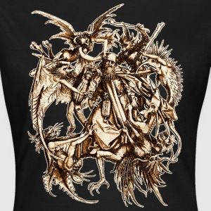 The Temptation of St Anthony - Frauen T-Shirt