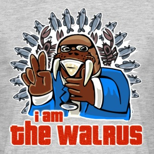 I am the walrus - Männer T-Shirt
