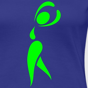 dancer - Frauen Premium T-Shirt
