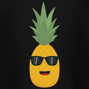 Cool ananas T-shirts - Teenager-T-shirt