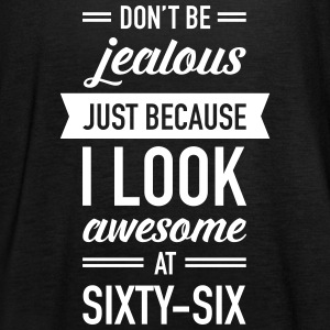 Awesome At Sixty-Six Tops - Vrouwen tank top van Bella