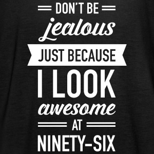 Awesome At Ninety-Six Tops - Women's Tank Top by Bella