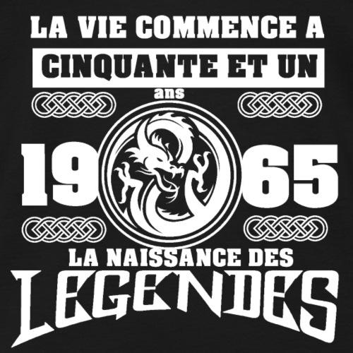 1965: NAISSANCE DE LEGEND