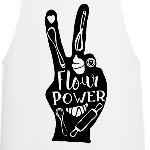 Flour Power  Aprons - Cooking Apron
