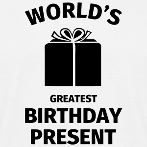 World's Greatest Birthday T-Shirts - Männer T-Shirt