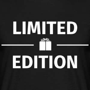 Limited Edition T-Shirts - Männer T-Shirt
