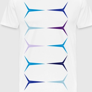 YOUNIVERSAL COLOR - Männer Premium T-Shirt