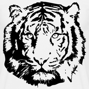 tiger t-shirt - Men's T-Shirt