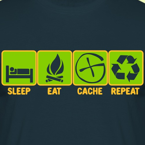 Sleep Eat Cache+