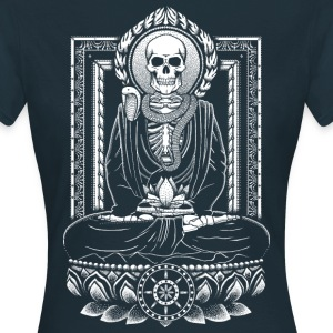 Navy Buddha and Mucalinda T-Shirts - Frauen T-Shirt