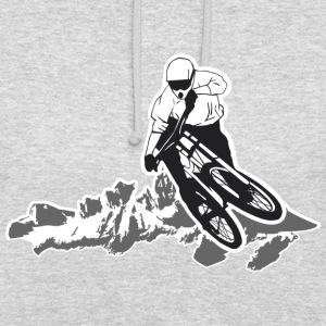 Downhill Moutainbiking - Mountain Pullover & Hoodies - Unisex Hoodie